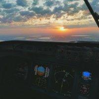 Утро красит нежным цветом.. :: Alexey YakovLev
