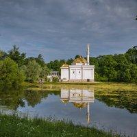 Летним утром в парке. :: Олег Бабурин