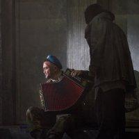 Уличный музыкант :: Евгения Турушева