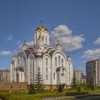 Храм блаженной Ксении Петербургской. :: Сергей Цветков