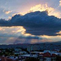 крокодил на небе :: Валерий Дворников