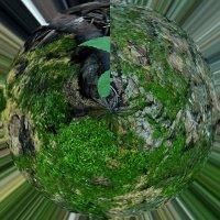 Моховая планета 2 :: Юлия Денискина