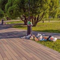 Хорошо погуляли вчера в парке :) :: Валерий Иванович