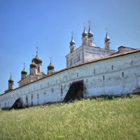 Горицкий Успенский монастырь :: anderson2706
