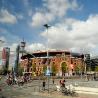 Арена для корриды «Торос Монументаль» в Барселоне :: Галина