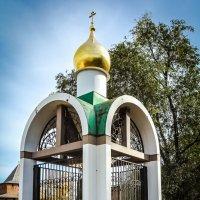 Часовня Святого Георгия Победоносца. :: Nonna