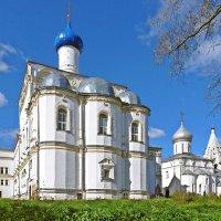 Переславль-Залесский. Данилов монастырь :: Евгений Кочуров