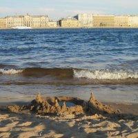 Замки на песке :: Маера Урусова