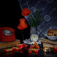 Ностальгия - память о хорошем... :: Нэля Лысенко