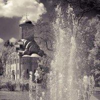 Ещё одно лето Пятницкой церкви :: Андрий Майковский