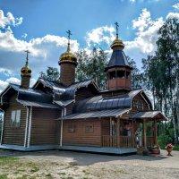 Церковь Святых Благоверных князей страстотерпцев Бориса и Глеба... :: Наталия Павлова
