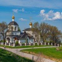 Церковь равноапостольных Константина и Елены :: Дмитрий Лупандин
