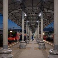 Ярославский вокзал :: IRINA