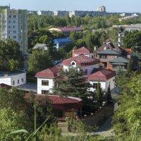 Симферополь  строится :: Валентин Семчишин