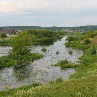 Сельский пейзаж :: tamara kremleva