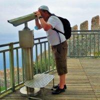 Высоко стою,далеко гляжу... :: Sergey Gordoff