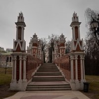 Парк Царицыно :: Владимир Барышев