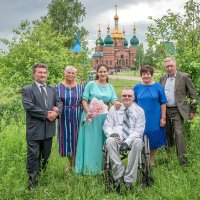 Счастливы вместе ! :: Виктор Садырин