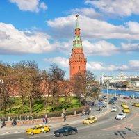 Башня Кремля :: Юлия Батурина
