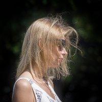 Ветер. :: Александр