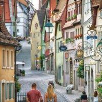 Старый городок Ротенбург... :: АндрЭо ПапандрЭо
