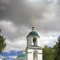 Женский монастырь в г. Плес :: Дмитрий Подгорный