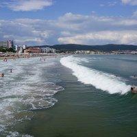 Пляжный сезон :: Ольга