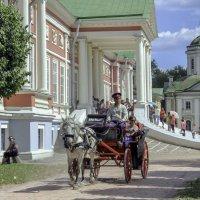 Старые кусковские катания :: Александра