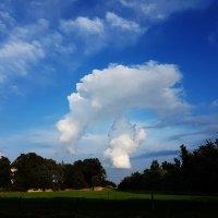 облачный гриб. :: Светосила.