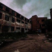 Заброшенные Ушаковские бани Санкт-Петербург :: Роман Алексеев