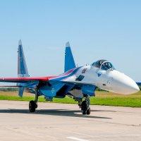 «Русские витязи» Су-35С :: Анатолий Нестеров