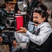 Работа фотографа. :: Евгений Мокин