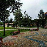 яблоневый сквер. :: petyxov петухов