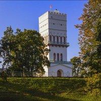 Царское село. Белая башня :: Валентин Яруллин