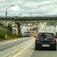 два моста :: petyxov петухов