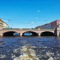 По рекам и каналам Петербурга :: Valeriy(Валерий) Сергиенко
