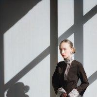 Когда за окном пасмурно и холодно, можно провести фотосессию) :: Dmitriy Vargaz