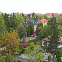 Вид с балкона отеля. :: Светлана Хращевская