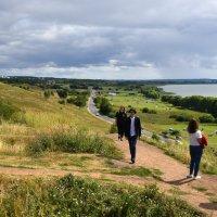 Озеро Плещеево. Вид с Александровой горы (30 м.) :: tatiana