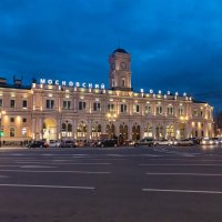 Московский вокзал :: navalon M