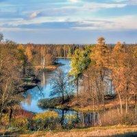 Гатчинская осень :: Vladimbormotov