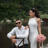Аца и Деспина :: Батик Табуев
