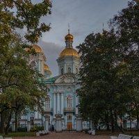Николо-Богоявленский морской собор :: navalon M