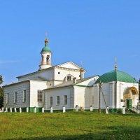 Крестовоздвиженская церковь в Снегирёво :: Евгений Кочуров