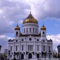 Храм Христа Спасителя :: Владимир Манкер