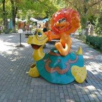 Львёнок и черепашка :: Александр Рыжов