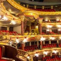 Государственный театр оперы и балета «Астана-опера», г. Нур-Султан :: TATYANA PODYMA