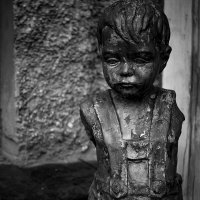 Мальчик у дороги :: Елена Берсенёва