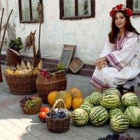 Осенний рынок. :: Николай Сидаш