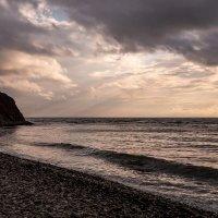 закат над морем :: Михаил